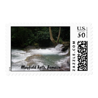 Mayfield Falls, Jamaica Postage