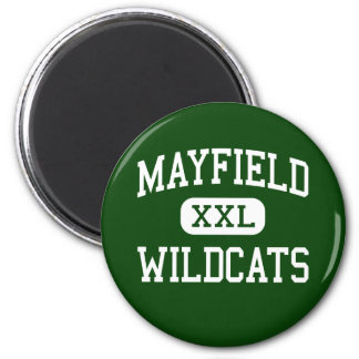 Mayfield - gatos monteses - High School secundaria Iman De Frigorífico