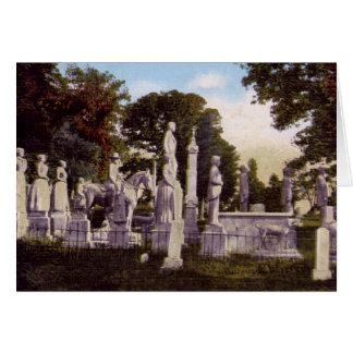 Mayfield Kentucky Wooldridge Monument Card