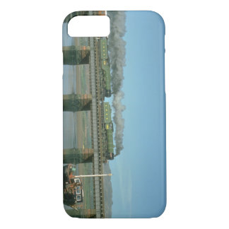 Mayflower and Flying Scotsman_Steam Trains iPhone 7 Case