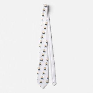 Mayflower Descendant Neck Tie