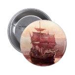 Mayflower en el puerto del Hudson Pin
