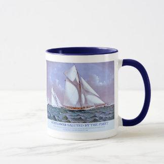 Mayflower & Galatea Mug