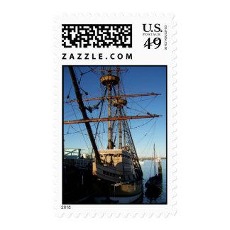 Mayflower+II Stamp
