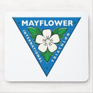 Mayflower International Triathlon Mouse Pad
