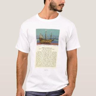 Mayflower Model T-Shirt