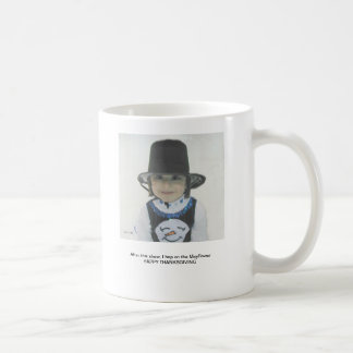Mayflower Coffee Mugs