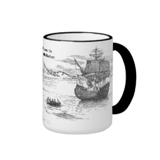 Mayflower Mugs