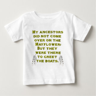 MAYFLOWER.png Baby T-Shirt