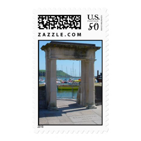 Mayflower Steps Arch, Barbican, Plymouth Postage