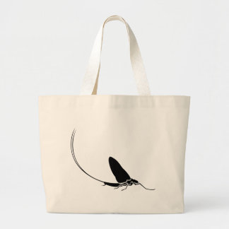 Mayfly Large Tote Bag