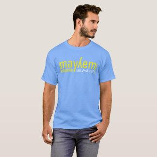 Mayhem Apparel Brand T-Shirt - Milwaukee