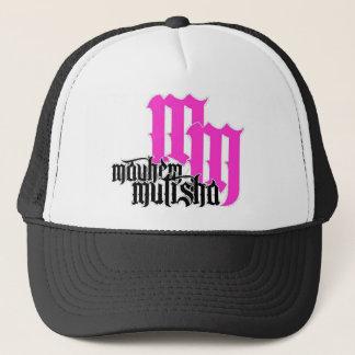 Mayhem Maiden Trucker Hat