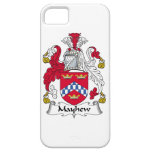 Mayhew Family Crest iPhone 5 Cover