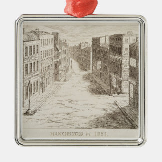 Mayhew's Great Exhibition of 1851: Manchester in 1 Metal Ornament
