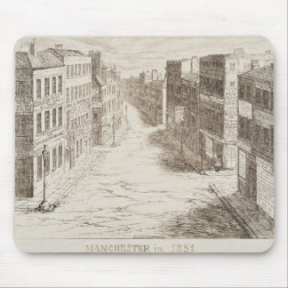 Mayhew's Great Exhibition of 1851: Manchester in 1 Mouse Pad