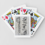 Mayhew's Great Exhibition of 1851: Odds and Ends, Bicycle Playing Cards
