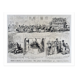 Mayhew's Great Exhibition of 1851: Odds and Ends, Postcard