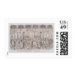 Mayhew's Great Exhibition of 1851: The First Shill Stamps