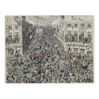 Mayhew's Great Exhibiton, London, 1851 Postcard
