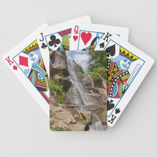 Maymont Waterfall Bicycle Playing Cards