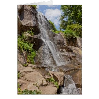 Maymont Waterfall Card