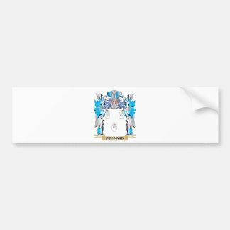 Maynard Coat of Arms - Family Crest Bumper Sticker
