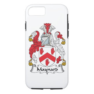 Maynard Family Crest iPhone 7 Case