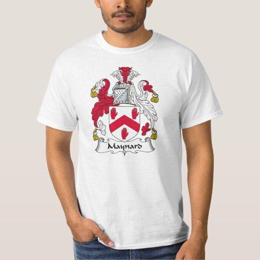 Maynard Family Crest T-Shirt