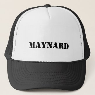 Maynard Trucker Hat