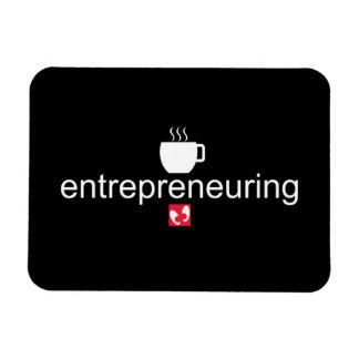 Mayniax Branding Entrepreneuring Black Magnet