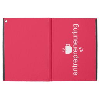 "Mayniax Branding Red Entrepreneuring iPad Pro 12.9"" Case"