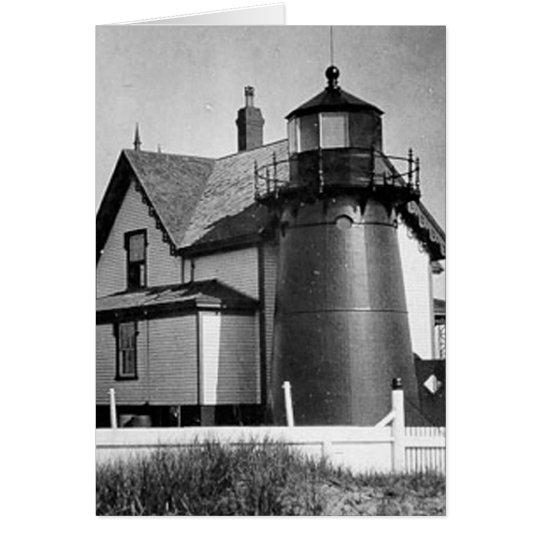 Mayo Beach Lighthouse Card