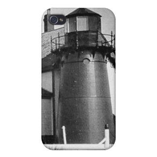 Mayo Beach Lighthouse iPhone 4/4S Case