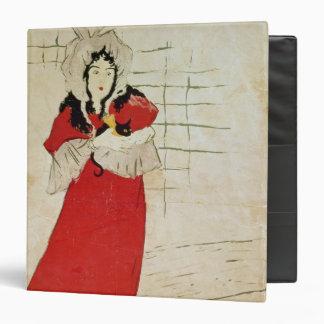 """Mayo Belfort, Francia, 1895 Carpeta 1 1/2"""""""