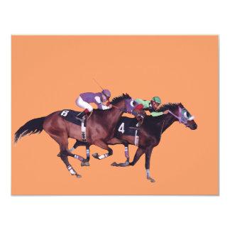 """¡Mayo el caballo esté con usted! Invitación 4.25"""" X 5.5"""""""