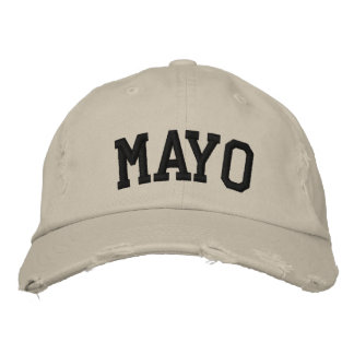 Mayo Embroidered Hat