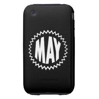 Mayo Tough iPhone 3 Fundas