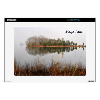"Mayo Lake 15"" Laptop Decal"