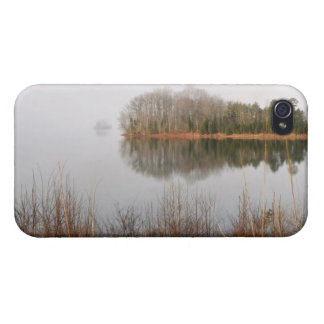 Mayo Lake 4/4s Cover For iPhone 4