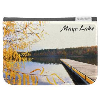 Mayo Lake Boat Dock Kindle 3G Case