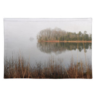 Mayo Lake Cloth Placemat