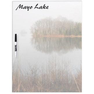 Mayo Lake Dry Erase Board