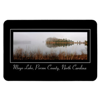 Mayo Lake Flexible Magnet