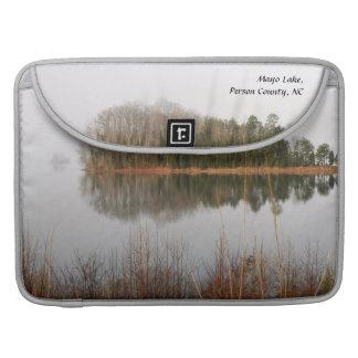 Mayo Lake MacBook Pro Sleeve