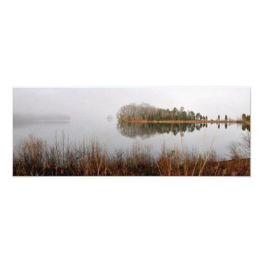 Mayo Lake Photo Print
