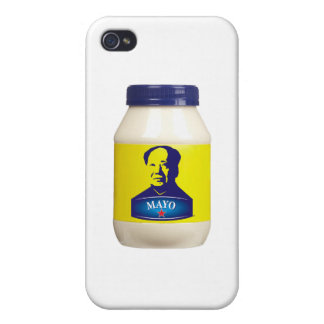 MAYO - New chinese mayonnaise Covers For iPhone 4