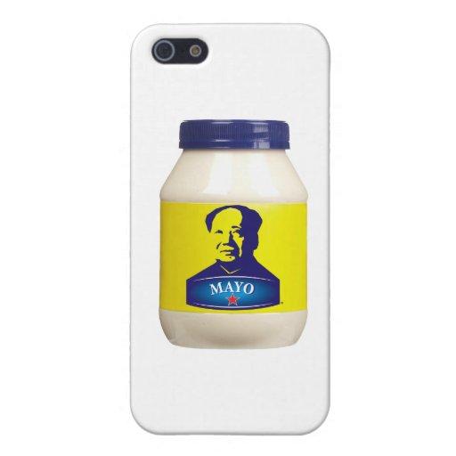 MAYO - nueva mayonesa china iPhone 5 Funda