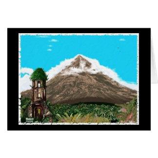 Mayon Volcano Cards