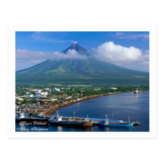 Mayon Volcano, Its Perfect Cone Postcards